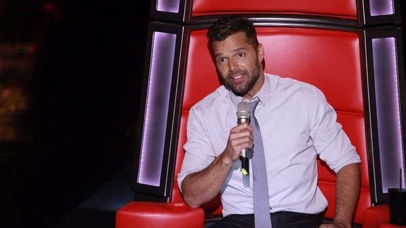 Ricky Martin dice que será un libro abierto en 'La Voz México'