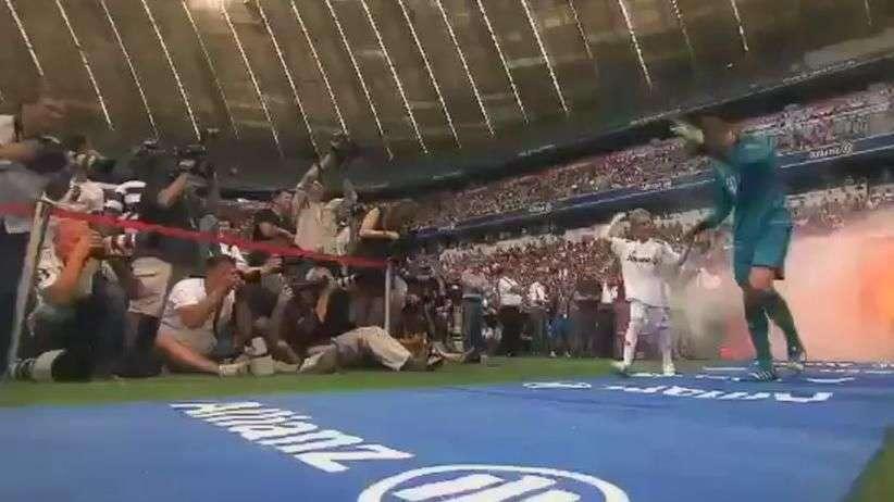 Bayern de Munique divulga reapresentação na Allianz Arena