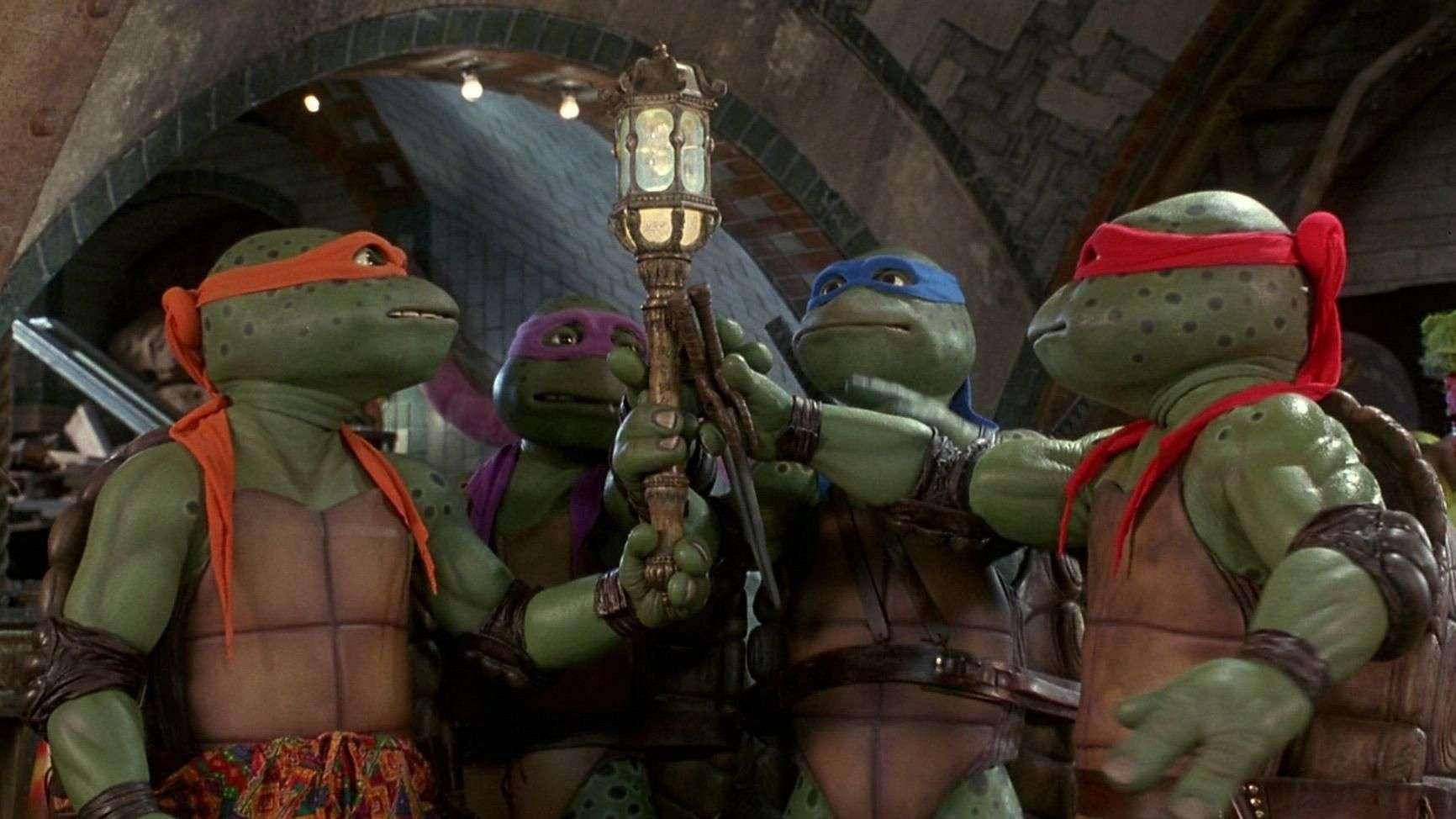 Las 'Tortugas Ninja' llegan a la pantalla grande en EE.UU.