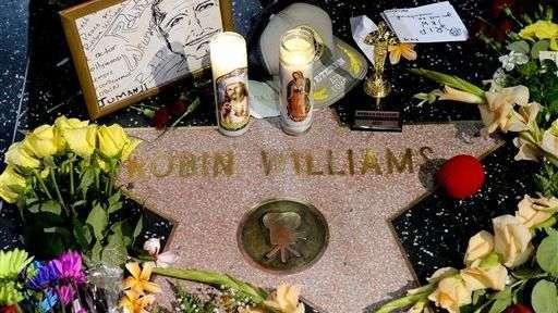 Luto en Hollywood por Robin Williams