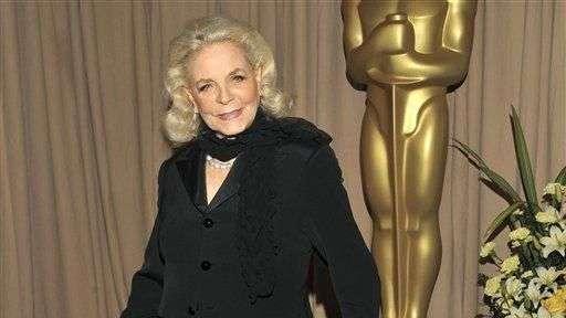 Hollywood dice adiós a la estrella Lauren Bacall