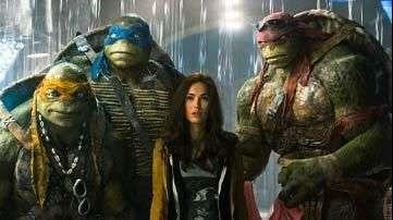 "Trailer de ""Tortugas Ninja"""