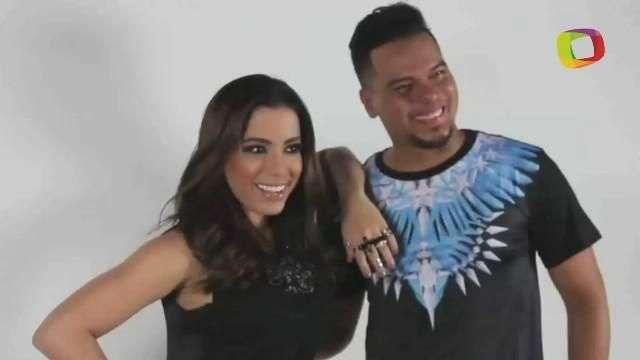 Anitta grava música com Sorriso Maroto; assista a ensaio