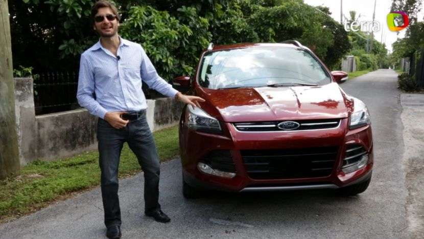 Video: Prueba Ford Escape 2014