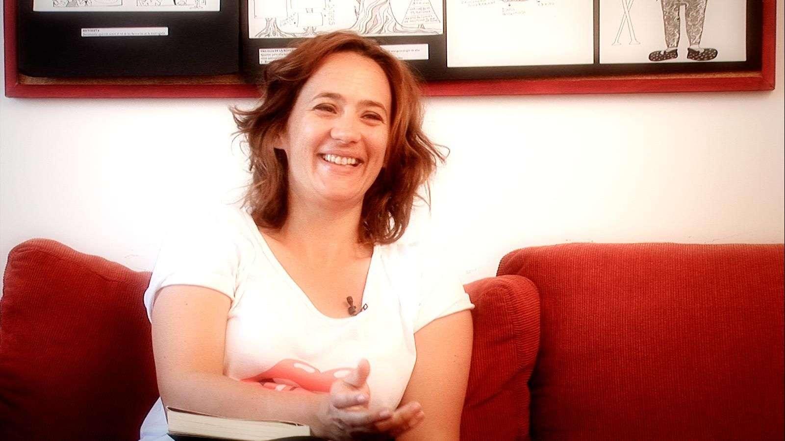 MUJER TERRA 2014: Julieta Otero