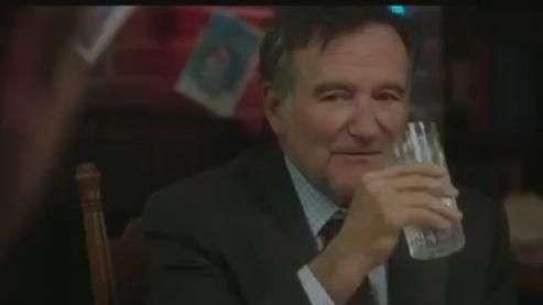 Publican tráiler de cinta póstuma de Robin Williams