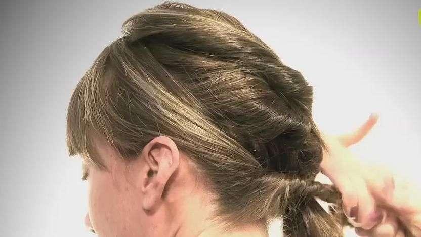 Cómo darle un giro inesperado a un peinado