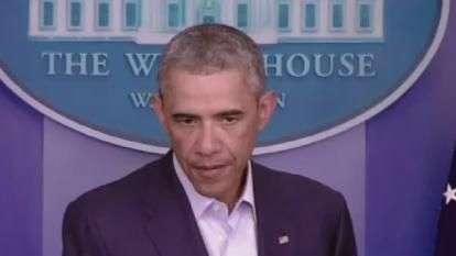 Obama diz que EUA manterão operações militares no Iraque