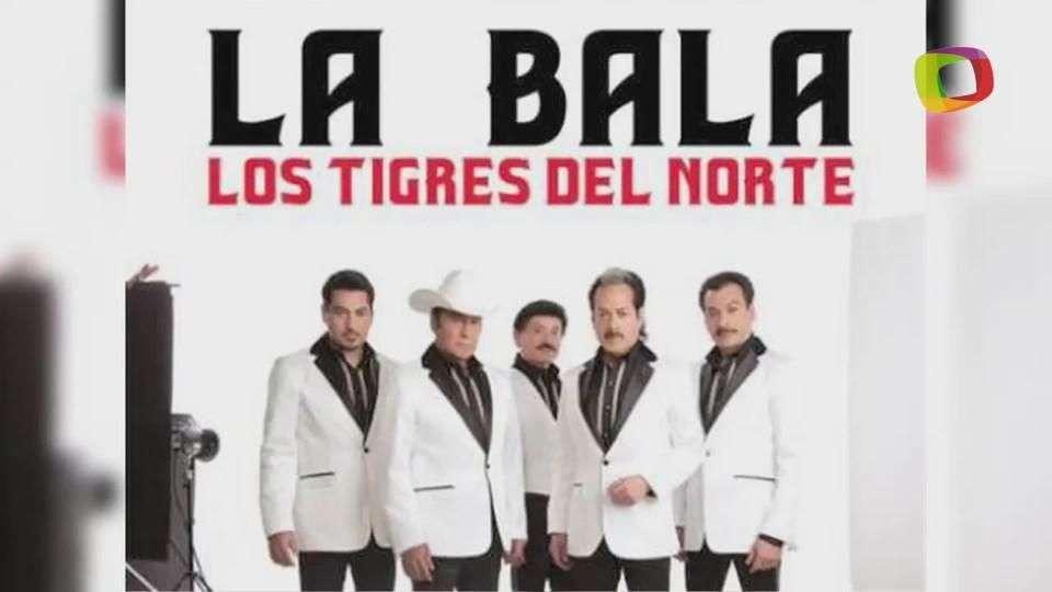 Escucha 'La Bala', el nuevo sencillo de Los Tigres del Norte