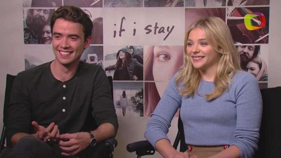 'If I Stay': ¡Ay Dios mio! Chloë Moretz y Jamie Blackley te hacen llorar