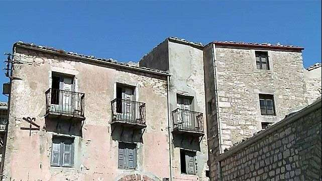 Por un euro puedes comprar una casa en una villa siciliana