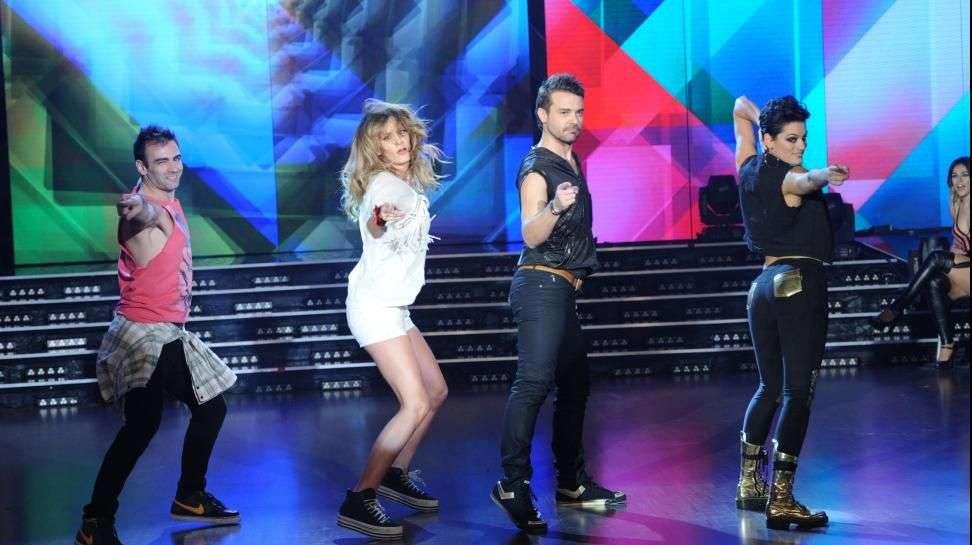 Bailando 2014: Peter Alfonso se lesionó en el duelo