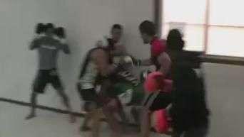 """UFC: Aldo tem treino """"maluco"""" de boxe antes de encarar Mendes"""