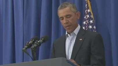 Obama diz que morte de jornalista chocou o mundo