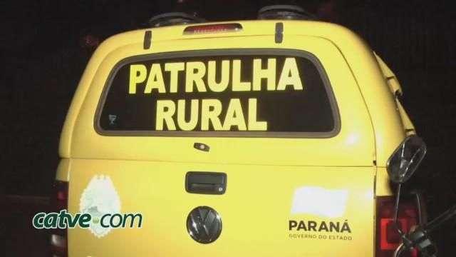 PM recupera moto furtada em Ibema no distrito de Rio do Salto