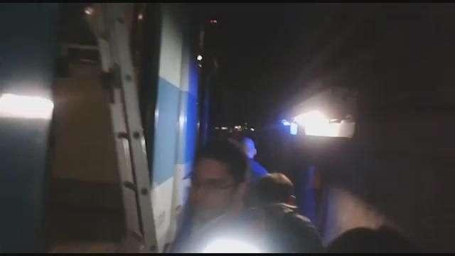 La angustiosa espera de los pasajeros del Metro tras falla