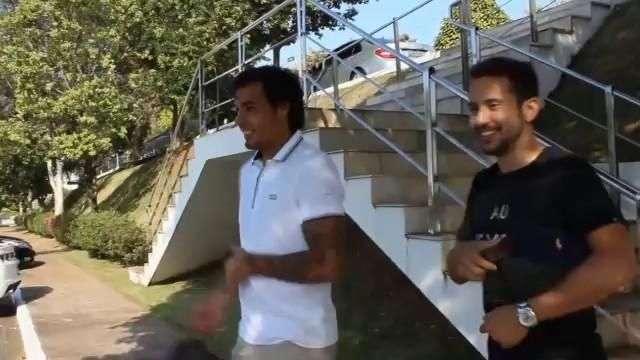 Cruzeiro: Dupla da Seleção Brasileira comemora convocação