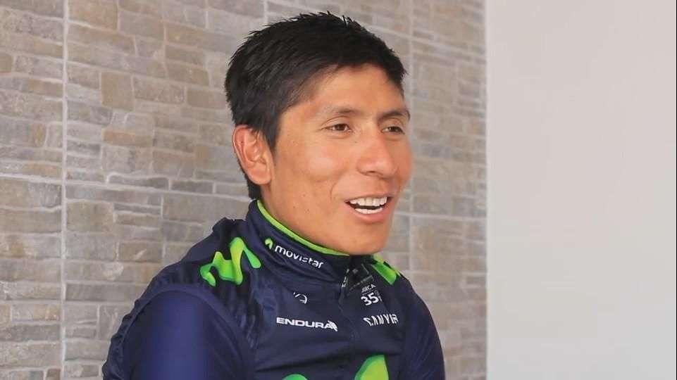 En la Vuelta a España Colombia dirá #VengaNairo