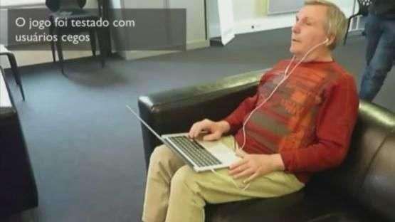 'Vídeogame sem vídeo' cria 'universo' para cegos