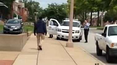 Liberan video de brutal asesinato de joven negro en EE.UU.