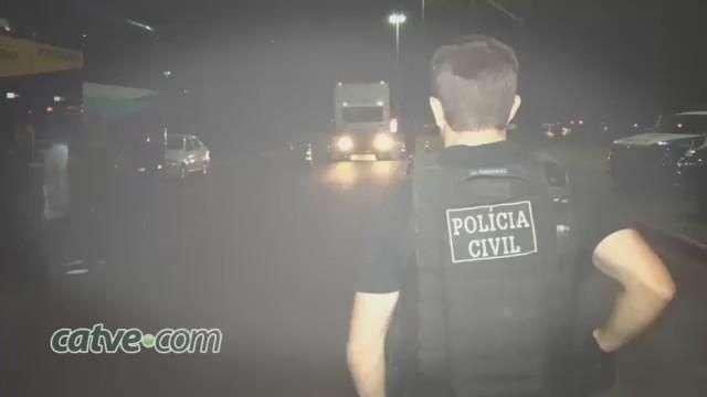 Polícia Civil realiza operação em Cascavel