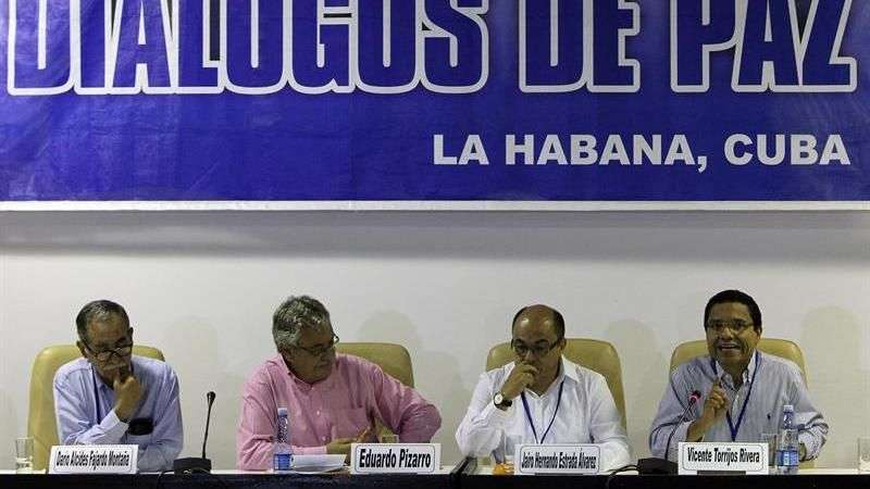 Comisión estudiará la historia del conflicto con las FARC