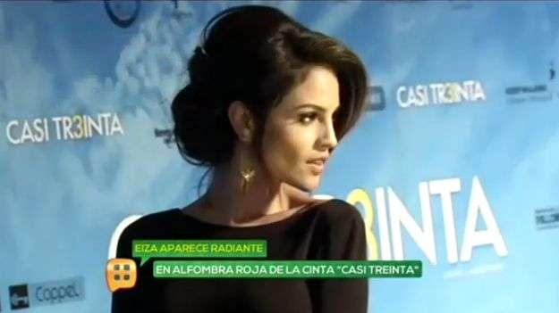 Eiza González opaca a Sara Maldonado