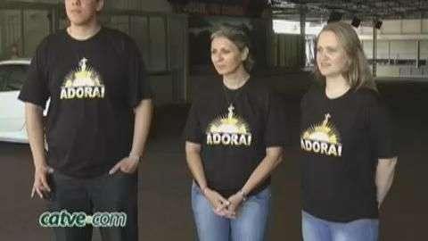 Mais de 500 pessoas são esperadas para o primeiro Adorai