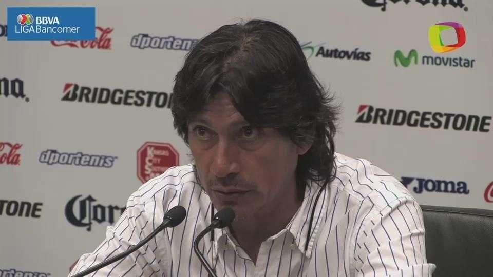 Jornada 6,  Ángel David Comizzo, Morelia 1-5 Tigres, A pertura 2014