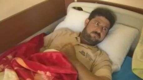 Iraquiano fuzilado se arrastou para sair de pilha de corpos