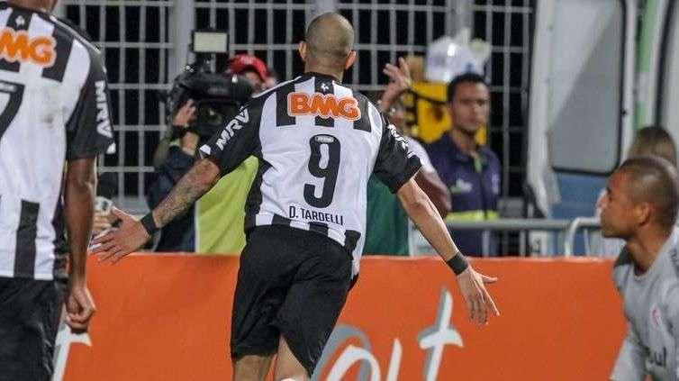 Veja o gol de Atlético-MG 1 x 0 Internacional pelo Brasileiro