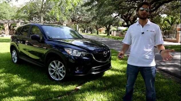 Video: Prueba Mazda CX-5 2015