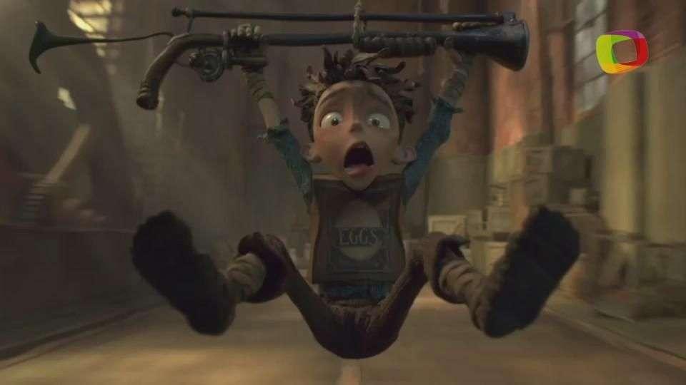 Isaac Hempstead-Wright combina animación y talento en 'The Boxtrolls'