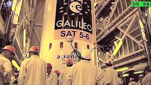 Investigarán fallido lanzamiento de los satélites de Galileo