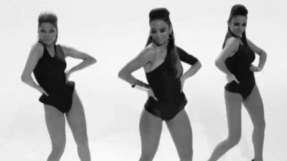 Modelo Jhendelyn Núñez sorprende al estilo Beyoncé