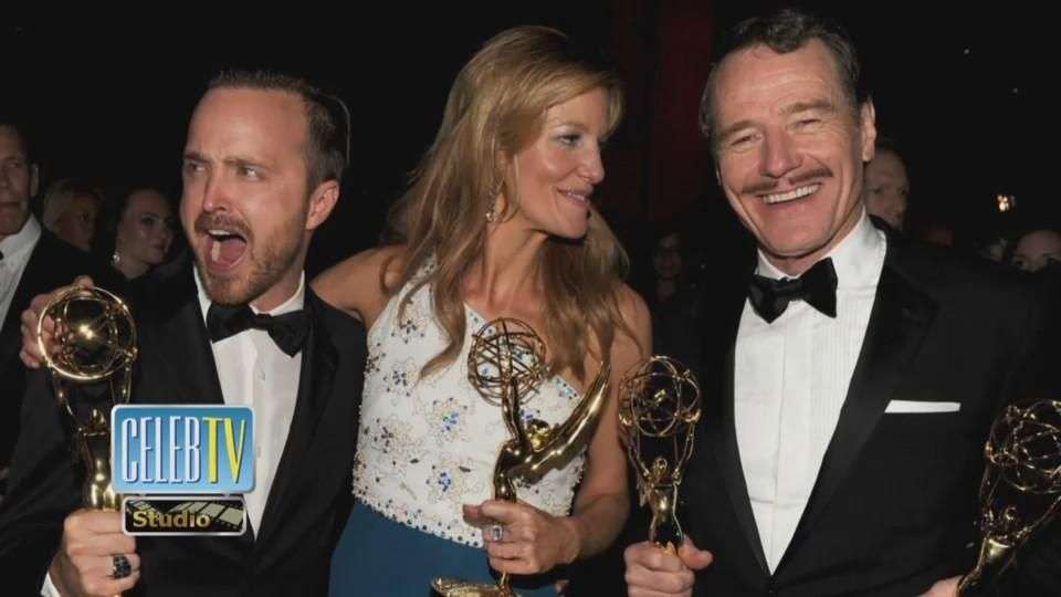 Breaking Bad Wins Big at The Emmys!