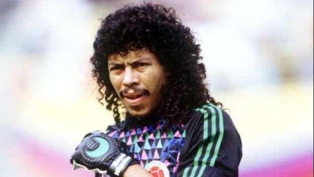 René Higuita cumple hoy 48 años