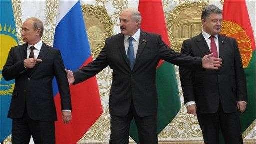 Optimismo tras reunión de Rusia y Ucrania