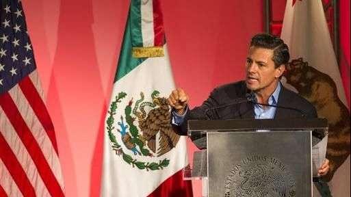 Peña Nieto defiende reforma migratoria en Estados Unidos