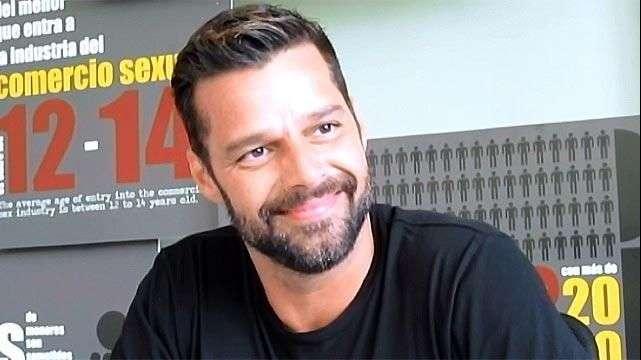 Ricky Martin quiere ser padre de una niña el próximo año