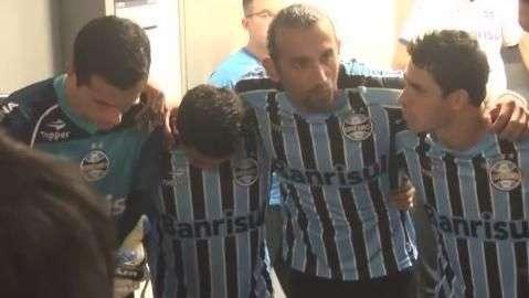 Barcos mostra liderança antes de vitória contra Corinthians