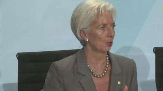 Diretora do FMI é investigada na França