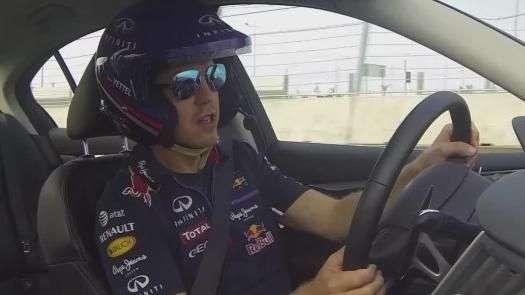 """Vettel """"estreia"""" pista de Sochi com volta pelo circuito"""