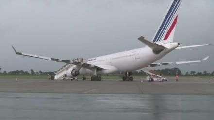 Air France suspende voos para Serra Leoa