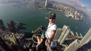 Mirá la selfie más peligrosa del mundo
