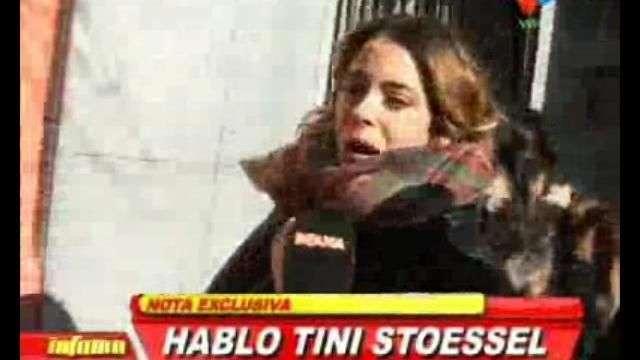 """Tini Stoessel: """"Lo peor de la fama es estar expuesta"""""""