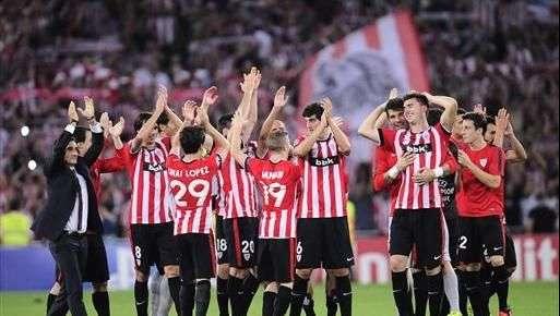 El Athletic de Bilbao asegura su pase a Champions