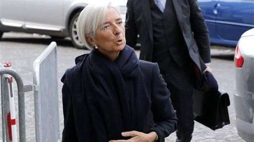 Directora del FMI es imputada por negligencia