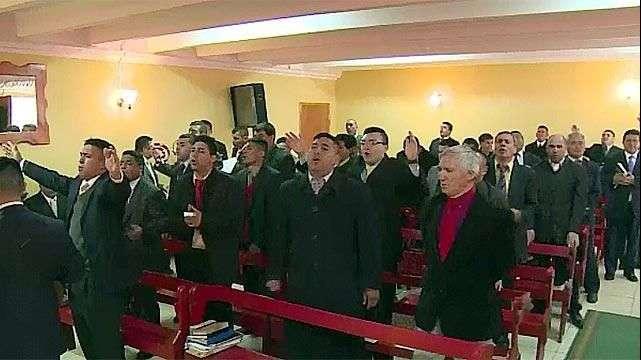 Evangélicos revolucionan cárceles chilenas