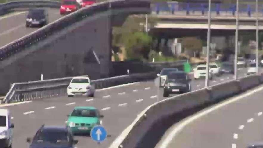 Los tramos más peligrosos de las carreteras españolas